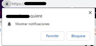 cerrar notificaciones