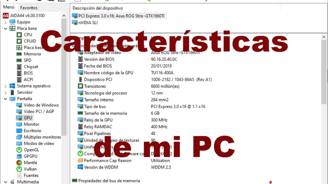 Cómo saber las características de mi PC en Windows y Linux