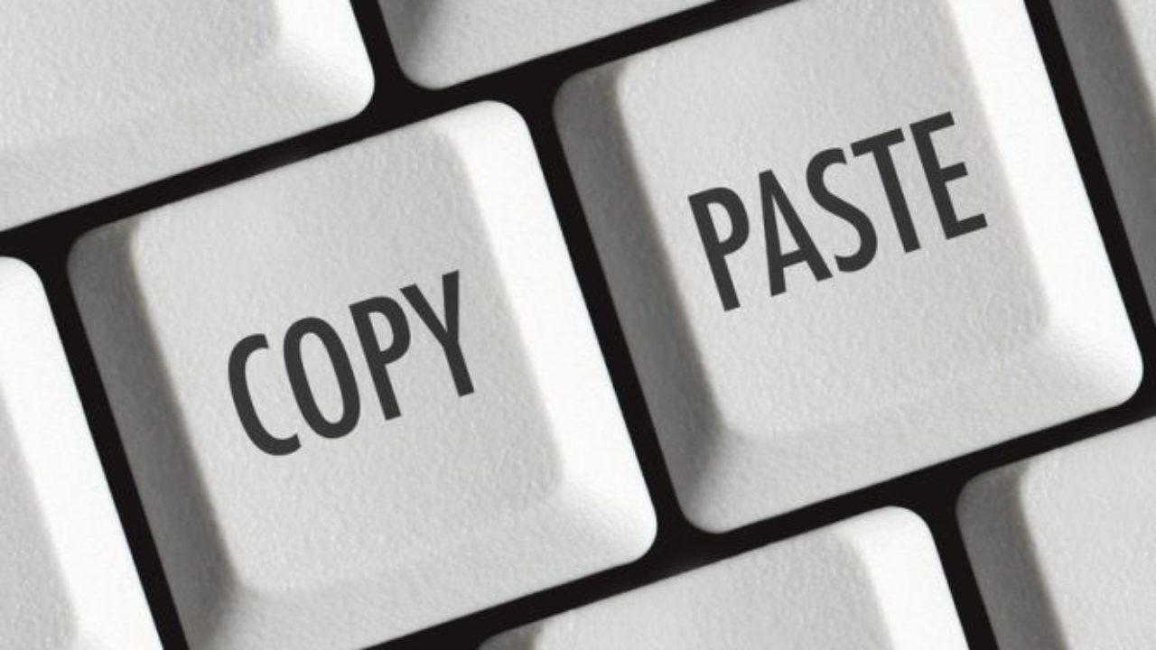 ▷ Cómo copiar y pegar con el teclado [SOLUCIONES] 🥇