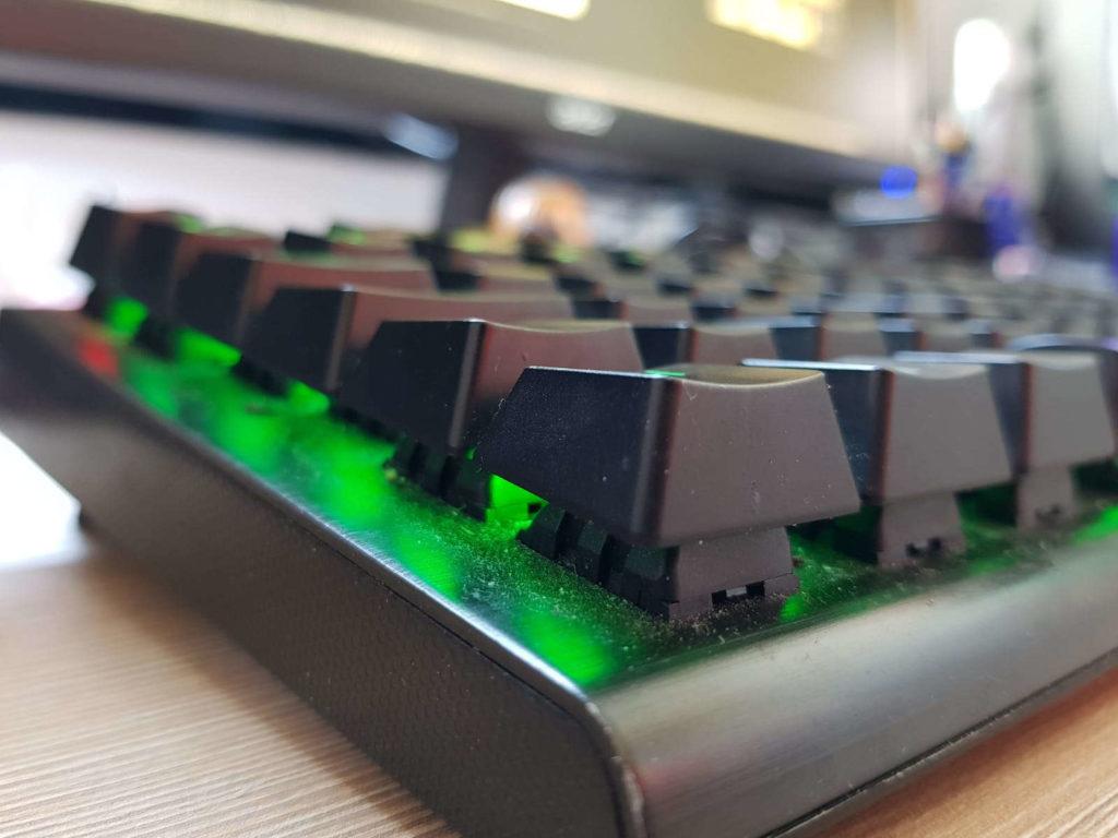 teclado sin carcasa