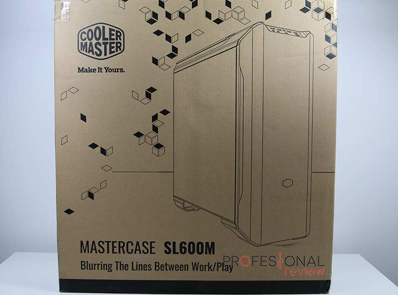 Cooler Master Mastercase SL600M review