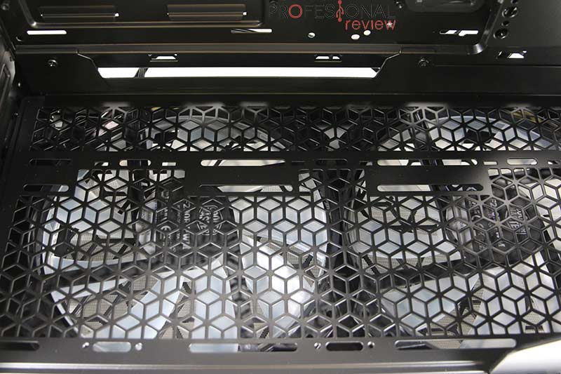 Cooler Master Mastercase SL600M ventiladores
