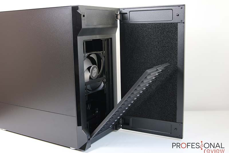 Cooler Master SILENCIO S400 Frontal