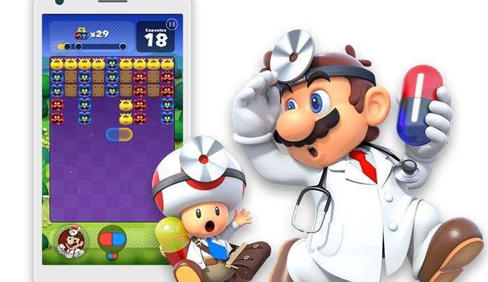 Photo of Dr. Mario World ya disponible en Android e iOS