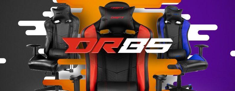 Photo of Drift DR85: La nueva silla gaming de la marca es oficial