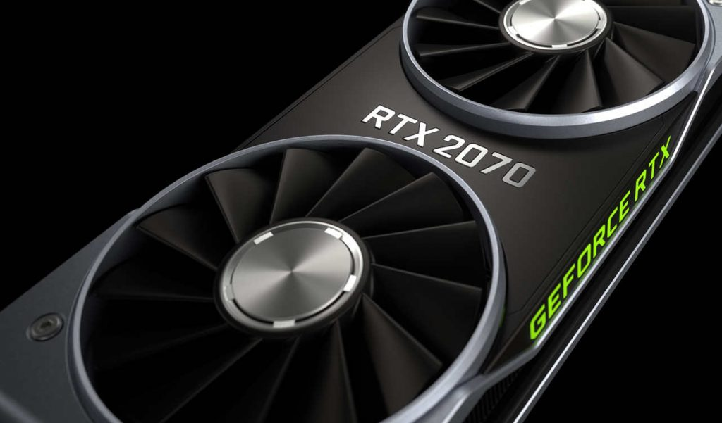 Nvidia GeForce RTX 2070 Ti