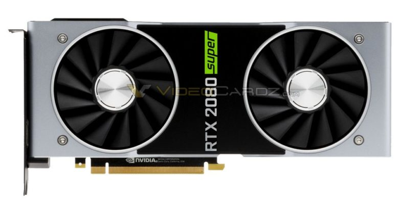 Photo of Imagen de la RTX 2080 SUPER, La serie se anunciaría el 2 de julio