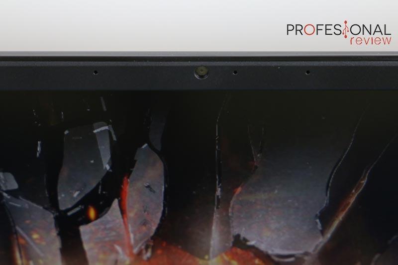 MSI GP75 Leopard 9SD webcam