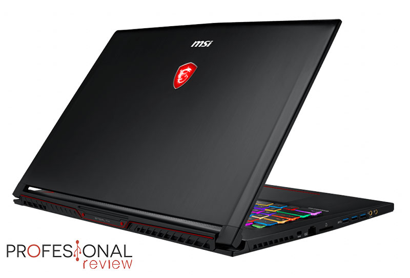 MSI GS73 Stealth