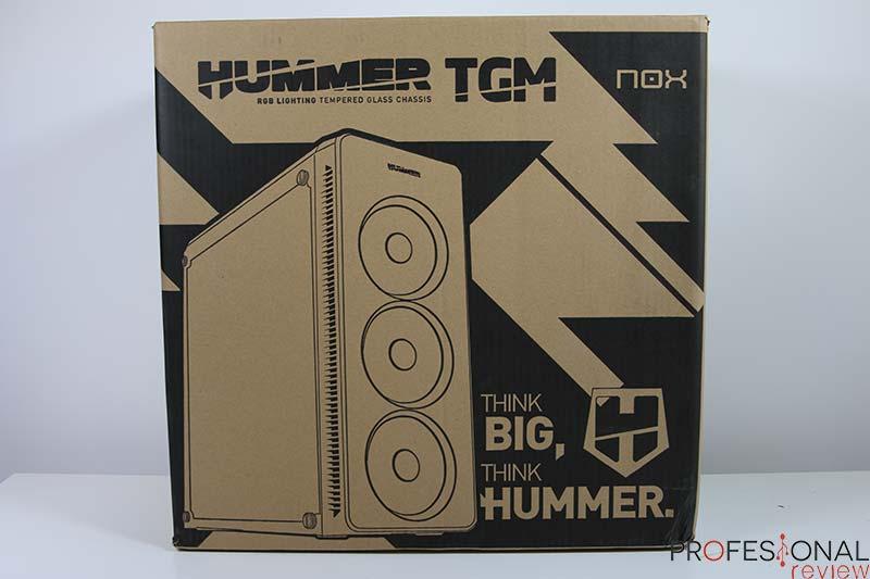 NOX HUMMER TGM Review