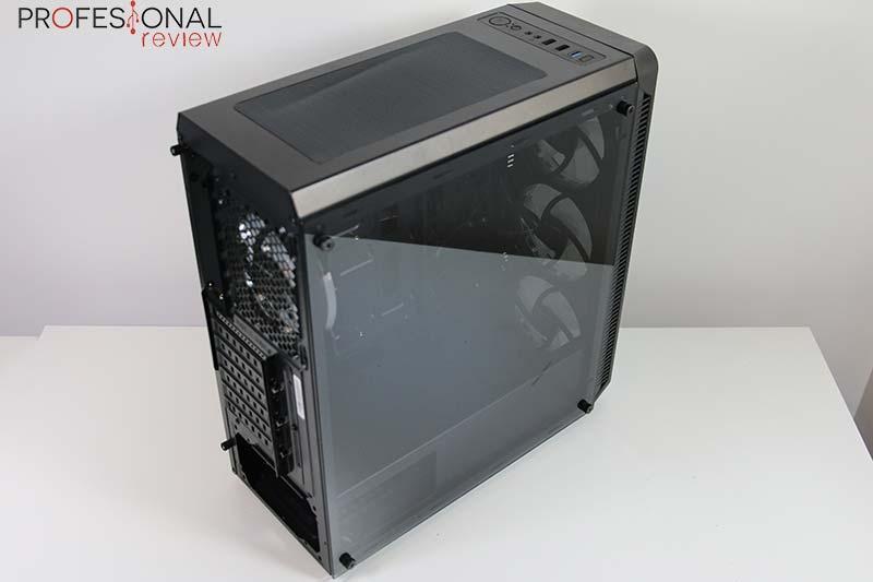 Review Caja NOX Hummer TGM [Análisis Completo en Español]