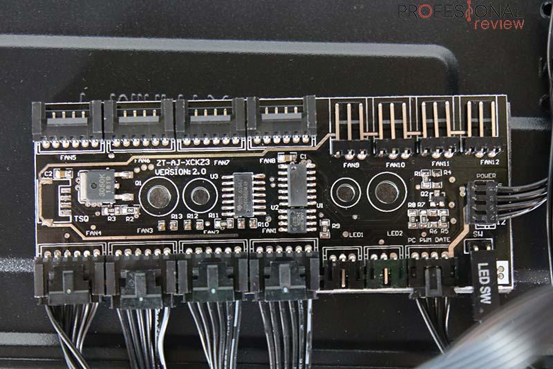 NOX HUMMER TGM controlador