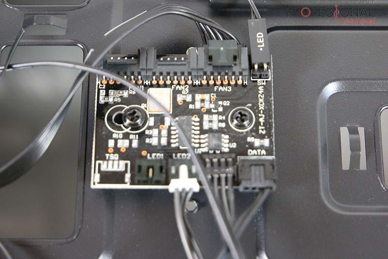 NOX INFINITY ALPHA controlador