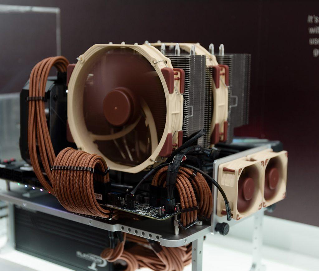 tipos de disipador de calor PC