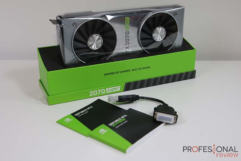 Nvidia RTX 2070 Super análisis