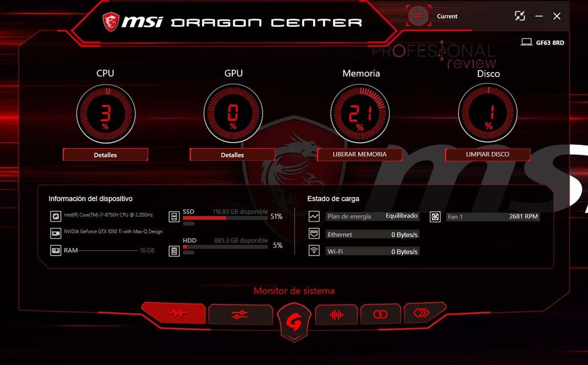 Dragon Center 2.0