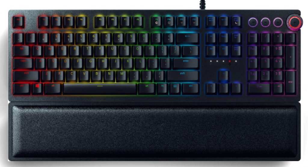 teclado gaming Razer Huntsman Elite