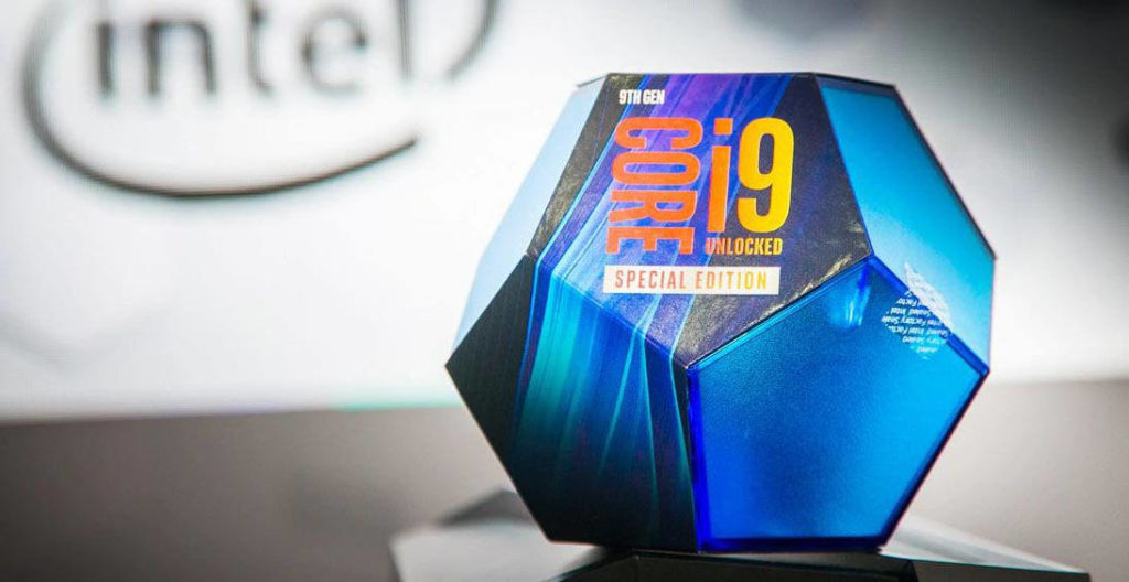 procesadores Intel i9-9900KS