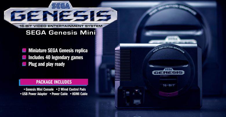 Photo of SEGA anuncia los últimos 12 juegos para Mega Drive Mini