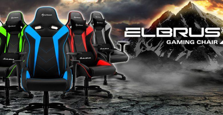 Photo of Sharkoon ELBRUS 3: La nueva silla gaming de la marca