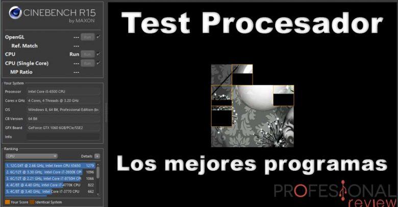 Photo of Test procesador: las mejores aplicaciones para comprobar tu CPU