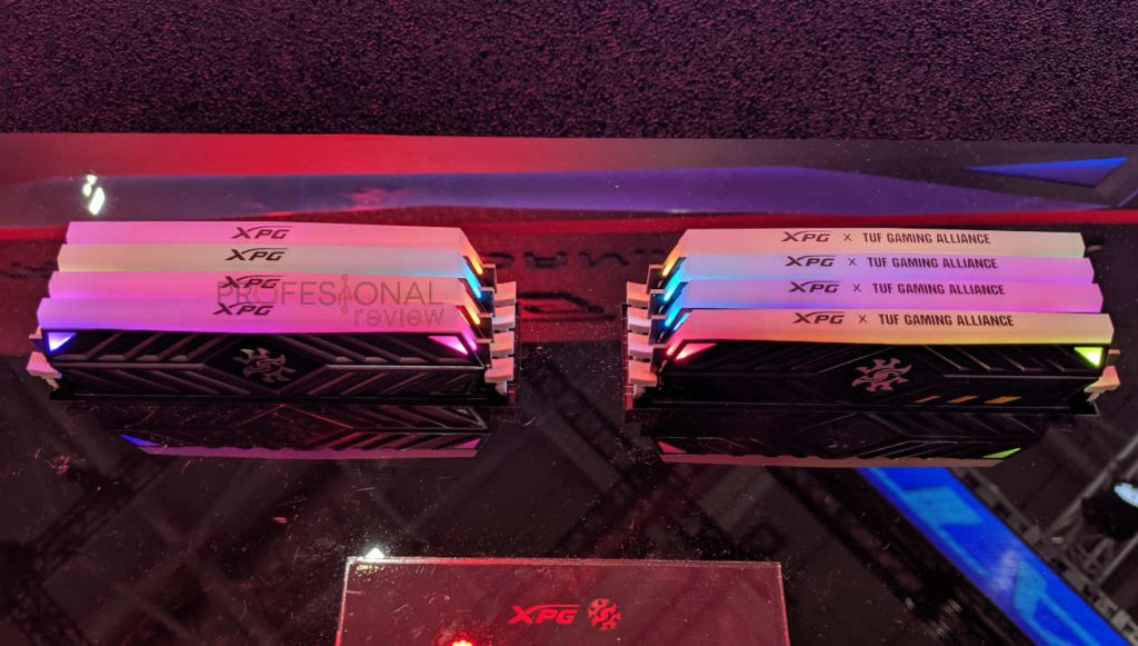 Memorias RAM XPG Spectrix D41