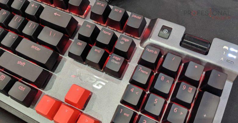 Photo of XPG Summoner, el nuevo teclado mecánico gaming de Adata