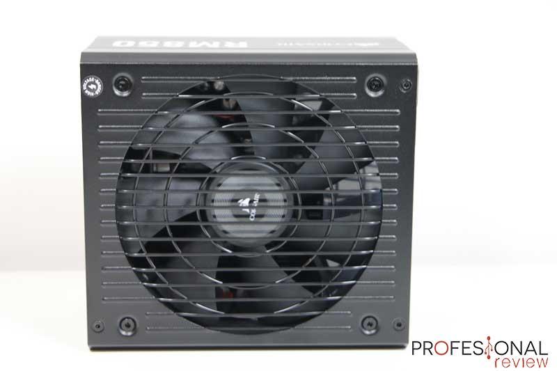 Corsair RM850 ventilador