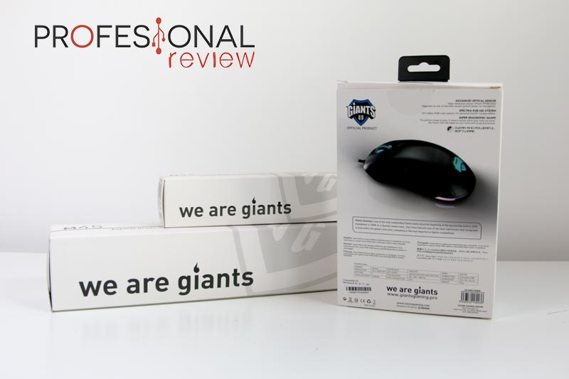 Giants M32 y Giants M45 Review