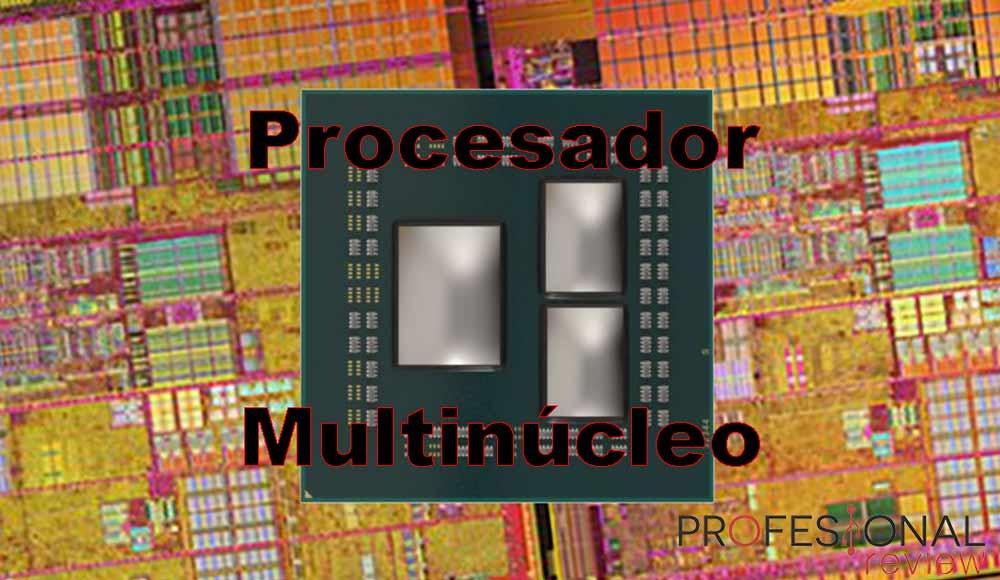 Procesador multinúcleo