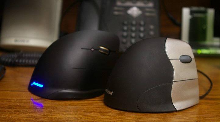Versiones de ratones Evoluent