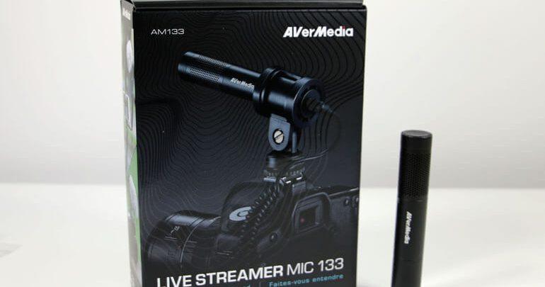 Photo of AVerMedia Live Streamer MIC 133 Review en Español (Análisis completo)