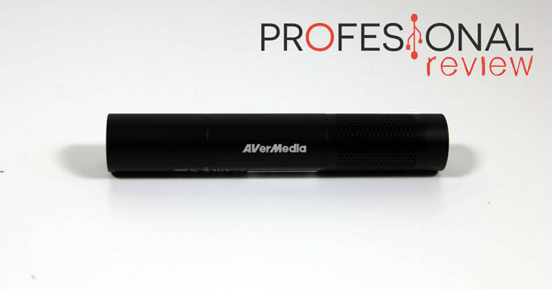 AVerMedia Live Streamer MIC 133 Review