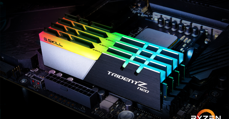 Photo of G.Skill presenta Trident Z Neo DDR4-3800 nueva RAM optimizada para AMD Ryzen 3000 y AMD X570