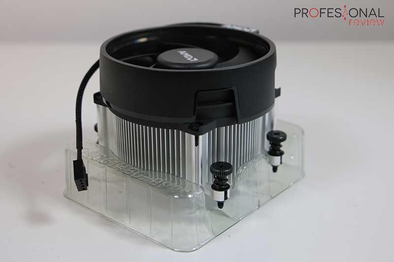 AMD Ryzen 5 3400G Disipador