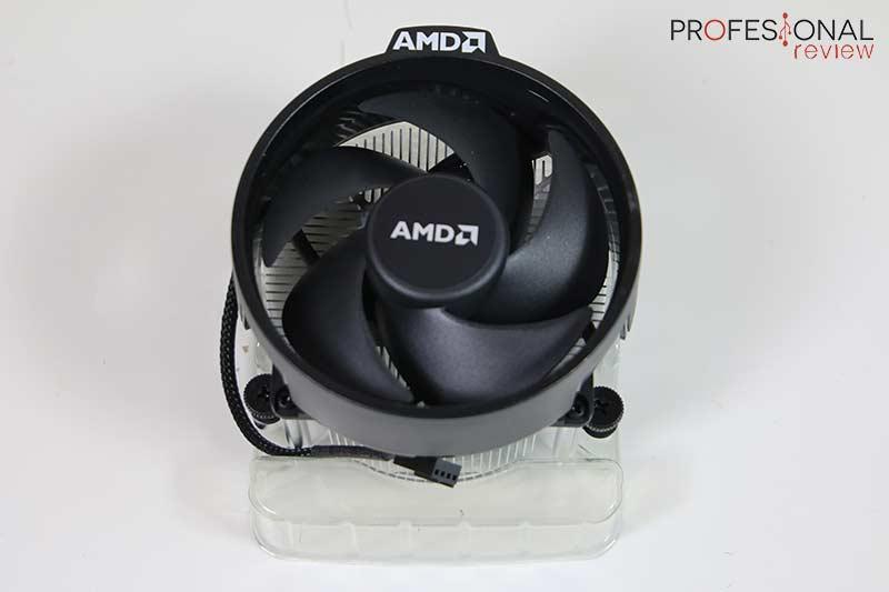 AMD Ryzen 5 3600X Disipador