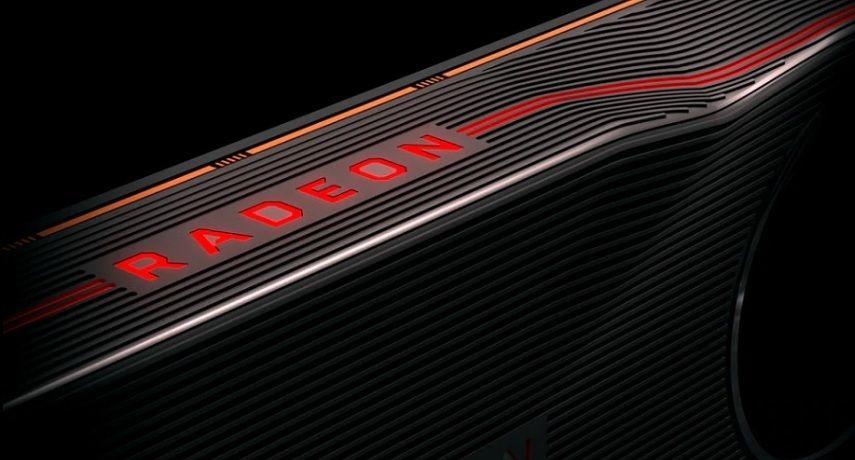 Tarjetas gráficas discretas AMD Radeon