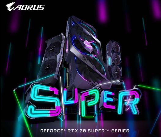AORUS RTX 20 SUPER