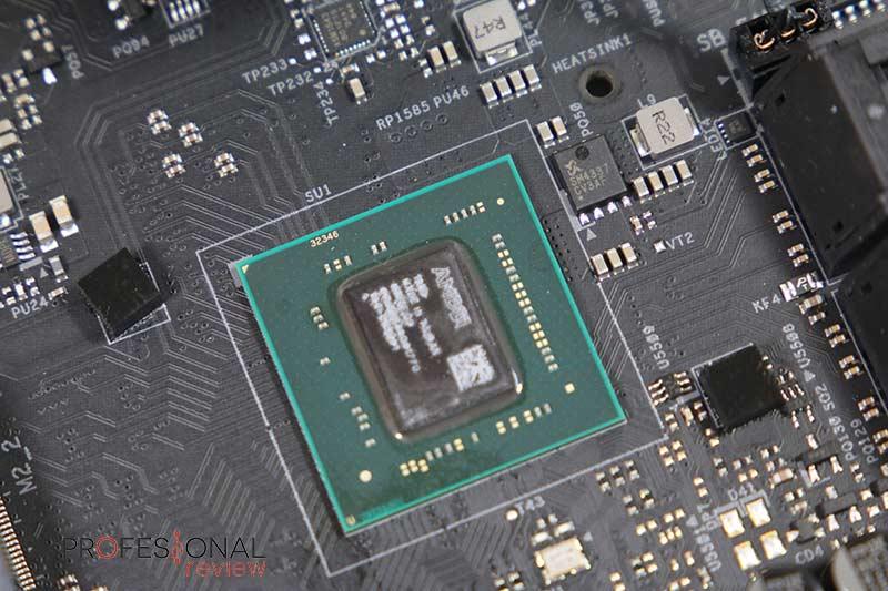 ASRock X570 Phantom Gaming X Chipset