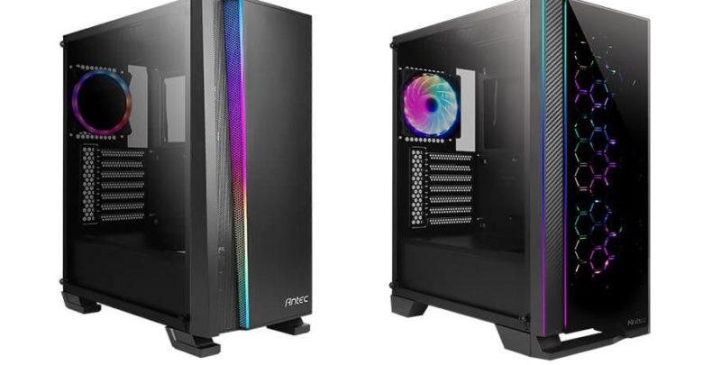 Photo of Antec presenta el chasis de la torre central de los modelos NX500 y NX600