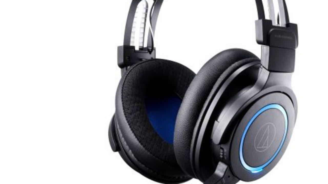 Audio-Technica anuncia los auriculares 'gaming' ATH-G1 y ATH-G1WL
