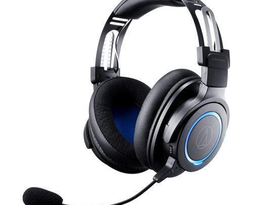 Photo of Audio-Technica anuncia los auriculares 'gaming' ATH-G1 y ATH-G1WL