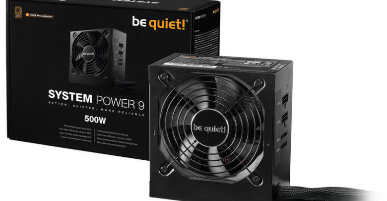 Photo of Be quiet! presenta sus fuentes System Power 9 CM semi-modulares