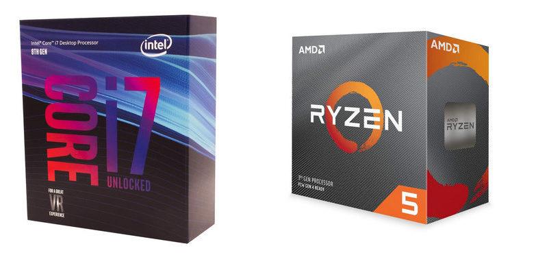 Photo of AMD Ryzen 5 3600 vs Intel Core i7-8700K: ¿Mejor CPU de seis núcleos?