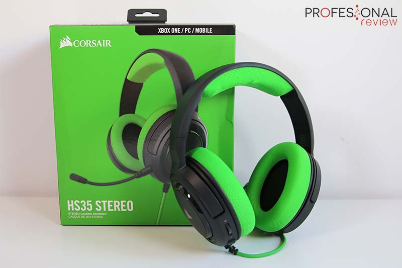 Corsair HS35 Stereo Review