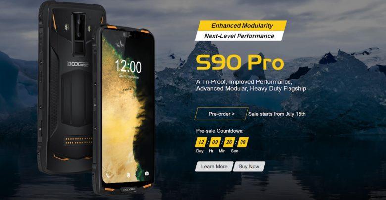 Photo of El DOOGEE S90 Pro llega a un precio de 299 dólares
