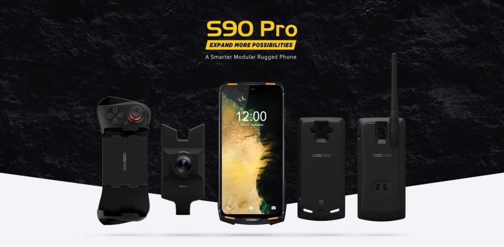 DOOGEE S90 Pro Oficial