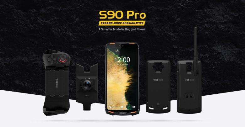 Photo of El DOOGEE S90 Pro se lanzará en DoogeeMall de forma oficial
