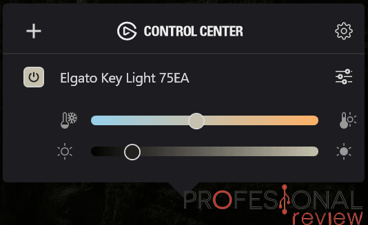 Elgato Key Light Software