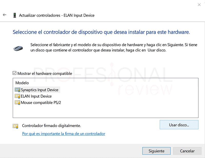 Instalar Precision Touchpad paso16
